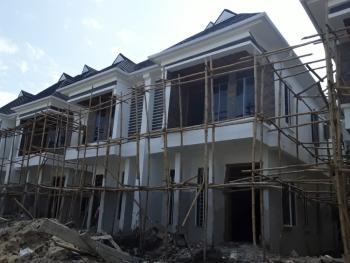 Newly Built Spacious 4 Bedroom Semi Detached Duplex, By 2nd Toll Gate, Lekki Phase 2, Lekki, Lagos, Semi-detached Duplex for Sale