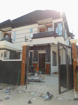 Newly Built 4 Bedroom Semi Detached with Bq, 2nd Toll Gate, Lekki Phase 2, Lekki, Lagos, Semi-detached Duplex for Sale