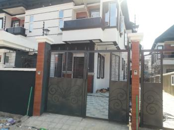 Exquisite Built 4 Bedroom Semi Detached Duplex in a Serene Environment, By Lekki 2nd Toll Gate, Ikota, Lekki, Lagos, Semi-detached Duplex for Sale