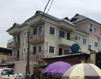 Newly Built 2 Bedroom Flat, Ebute Metta West, Yaba, Lagos, House for Rent