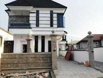 Luxury Built 4 Bedroom Duplex in a Secured and Beautiful Estate, Ikota Villa Estate, Ikota, Lekki, Lagos, Semi-detached Duplex for Sale