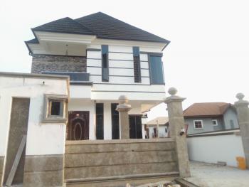 Newly Built 4 Bedrooms Semi Detached with Bq, Ikota Estate, Ikota, Lekki, Lagos, Semi-detached Duplex for Sale