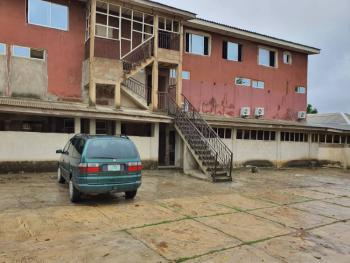 35 Rooms Hotel with Event Space on 1.5 Acres Land Plot, Podo, Ibadan, Oyo, Hotel / Guest House for Sale