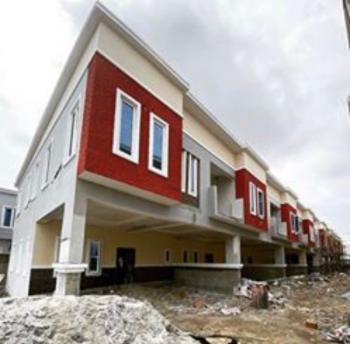 Lovely 4 Bedrooms Terraced Duplex with Bq, Ikota, Lekki, Lagos, Terraced Duplex for Sale