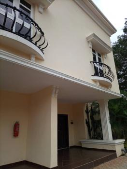 Furnished 3 Units of 3 Bedrooms Terraced Duplex with a Maids Room, Maitama District, Abuja, Terraced Duplex for Rent