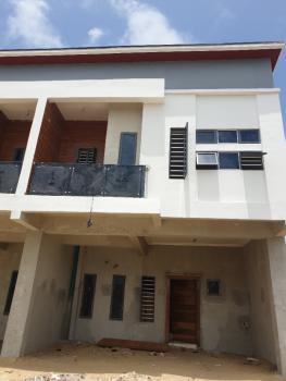 4 Bedrooms Terraced Duplex, 2nd Toll Gate, Chevron, Lekki Expressway, Lekki, Lagos, Terraced Duplex for Sale