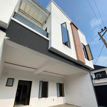 Brilliantly Finished 4 Bedroom Terraced Duplex, 2nd Toll Gate, Lekki, Lagos, Terraced Duplex for Sale