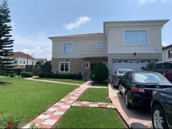 Luxury 6 Bedrooms House + 2 Rooms Bq, Nicon Town, Lekki, Lagos, Detached Duplex for Sale