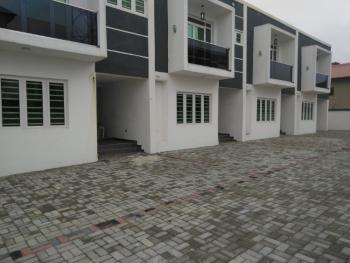 Price Slash Brand New 4 Bedrooms House with Excellent Finishing, Osapa, Lekki, Lagos, Terraced Duplex for Sale