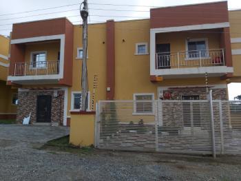 Brand New Luxury 4 Bedroom Semi-detached House, By Bricks City Estate, Kubwa, Abuja, Semi-detached Duplex for Sale