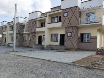 Well Located Brand New 3 Bedroom Terrace Houses with Bq, Off Arab Road, Kubwa, Abuja, Terraced Duplex for Sale