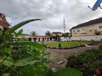 Massively Built 3 Bedroom with Bq., Lekki Phase 1, Lekki, Lagos, Detached Duplex for Rent
