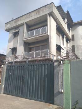 Three Storey Building with Penthouse. Hot Deal, Behind Unilag 2nd Gate, Onike, Yaba, Lagos, Block of Flats for Sale