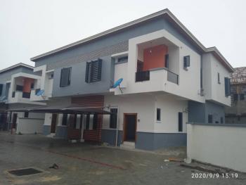 Luxurious 4 Bedrooms All Ensuite with Bq, Lekki Phase 1, Lekki, Lagos, Semi-detached Duplex for Sale