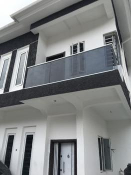 Well Built 4 Bedroom Semi-detached Duplex with a Room Bq, Idado, Lekki, Lagos, Semi-detached Duplex for Sale