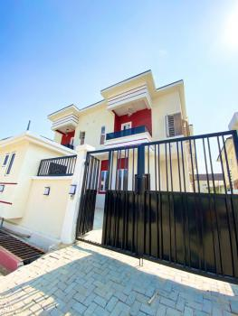 New and Tastefully Finished 4 Bedroom Duplex with Bq., Royal View Estate., Ikota, Lekki, Lagos, Semi-detached Duplex for Sale
