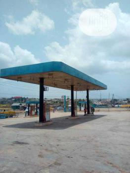 Standard Existing Filing Station  5 Pumps on 2 Plots of Land., Agbado, Ifo, Ogun, Filling Station for Sale