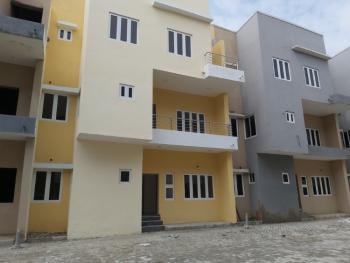 Brand New 6 Bedroom Terrace House with Bq, Off Idris Gidado Street, Wuye, Abuja, Terraced Duplex for Sale