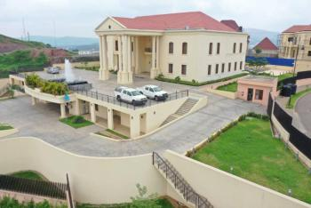 an Exclusive Mansion Sitting on About 5,000 Square Metres, Sunrise Hills Estate, Asokoro District, Abuja, Detached Duplex for Sale