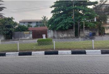 1419sqm Land with Structure, Ajose Adeogun, Victoria Island (vi), Lagos, Land for Sale