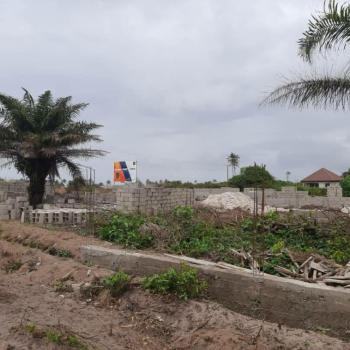 a Bare Land, Own a  Land on The Coaster Road in Eleko 4 Mins Away From Amen Estate, Igando Orudu, Ibeju Lekki, Lagos, Mixed-use Land for Sale