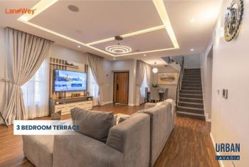 Delightful Dream Home 3 Bedroom Terrace Duplex, Abraham Adesanya, Ajah, Lekki, Lagos, Terraced Duplex for Sale