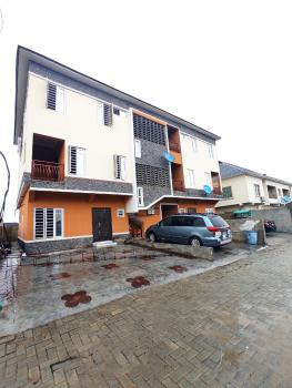 Luxury 3 Bedrooms Terraced Duplex with a Bq., Lbs, By Sangotedo, Ajah, Lagos, Terraced Duplex for Sale