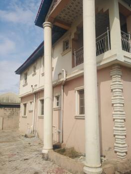 Well Built House Consist of Six Numbers of Three Bed Room Flat, Olorunshola Estate Aboru  Iyanan Ipaja, Alimosho, Lagos, Block of Flats for Sale