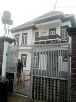 Spacious 4 Bedroom Semi Detached Duplex with Bq, Ikota, Lekki, Lagos, Semi-detached Duplex for Sale