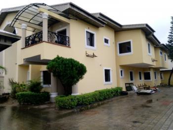 Expansive 6 Bedroom Duplex with 3 Rooms Boys Quarters, Osborne Phase 1, Osborne, Ikoyi, Lagos, Semi-detached Duplex for Rent