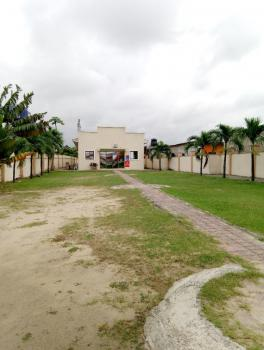 Commercial Property Directly Facing The Road in a Fantastic Location, Facing Lekki-epe Expressway, Olokonla, Sangotedo, Ajah, Lagos, Commercial Property for Rent