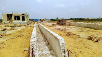 Gated Estate Land in a Serene Enviroment, Lakeview Carribean Lake City, Near Crown Estate, Sangotedo, Ajah, Lagos, Residential Land for Sale