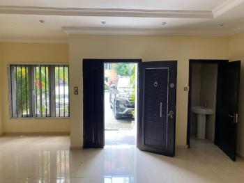 Service 4 Bedroom Terrace with Bq, Mini Estate Osapa, Osapa, Lekki, Lagos, House for Rent