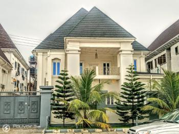 Exotic 6 Bedroom Duplex with a Block of 4 Flat with Bullet Proof Doors, Greenfield Estate, Ago Palace, Isolo, Lagos, Detached Duplex for Sale