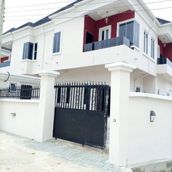 Luxurious 4 Bedroom Semi Detached Duplex with Bq, Lekki Phase 1, Lekki, Lagos, Semi-detached Duplex for Sale