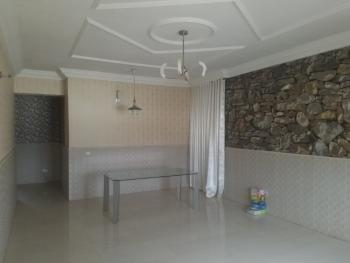 Lovely 3 Bedroom Flat with Bq, By Cedarcrest Hospital, Apo, Abuja, Flat for Rent
