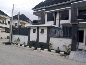 Beautiful and Elegant 4 Bedroom Semi-detached Duplex Available, Off Chevron Road, Lekki Phase 1, Lekki, Lagos, Semi-detached Duplex for Sale