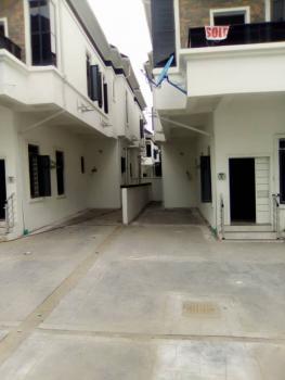 Semi Detached House in a Secure Estate, Chevron 2nd Toll Gate, Lekki Phase 2, Lekki, Lagos, Semi-detached Duplex for Sale