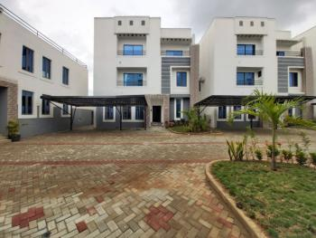 Well Located Brand New 4 Bedroom Terrace House with Bq, Katampe Extension, Katampe, Abuja, Terraced Duplex for Sale