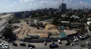 36,570 Sqm of Well Drained, Fenced Conerpiece Land By Ocean View, Victoria Island (vi), Lagos, Mixed-use Land for Sale