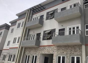 Luxury 3 Bedroom Flat with Bq, Pp Estate Near Coza, Guzape District, Abuja, Block of Flats for Sale