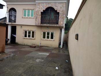 a Lovely Luxury Bigger 4 Bedroom Duplex Self Compound., Close to Ozone Cinema, Sabo, Yaba, Lagos, Terraced Duplex for Rent