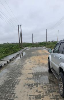Dry Land in a Well Developed  Estate with Amazing Infrastructures, Amity Estate, Sangotedo, Ajah, Lagos, Residential Land for Sale