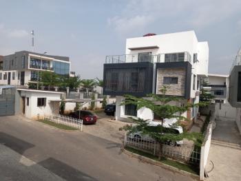 Brand New Ambassadorial Luxury 5 Bedroom Detached House with Bq, Guzape District, Abuja, Detached Duplex for Sale