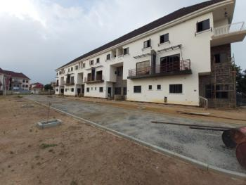 Brand New and Strategically Located 4 Bedroom Terrace House with Bq, Jahi, Abuja, Terraced Duplex for Sale
