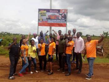 Mixed Use Land, Close to Buhari Estate and Behind Fashola Farms, Age Mowo, Badagry, Lagos, Mixed-use Land for Sale