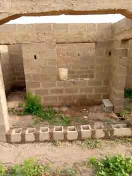 2 Bedroom Flat and Room and Parlor Self-contained with Two Shop, at Oshara,via Gbonogun Odo Eran, Abeokuta South, Ogun, House for Sale
