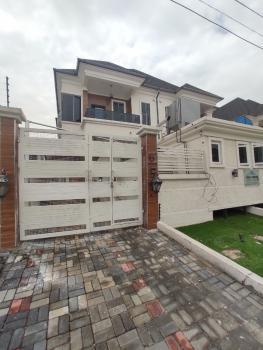 Luxury 4 Bedroom Semi Detached Duplex with a Room Bq, Chevron, Lekki Phase 1, Lekki, Lagos, Semi-detached Duplex for Sale