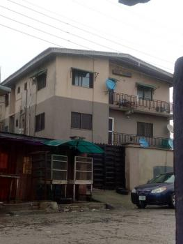 Nice and Solid Block of 6 Flats of 2 Bedroom Flat I, Aguda, Surulere, Lagos, Block of Flats for Sale