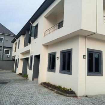 Brand New and Magnificently Finished 4 Bedrooms Semi Detached Duplex, Off Peter Odili Road, Trans Amadi, Port Harcourt, Rivers, Semi-detached Duplex for Rent